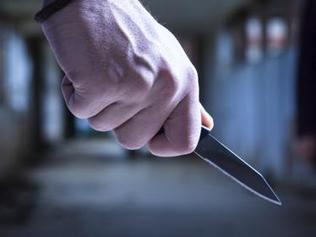 05/07/2013 NEWS: Criminal with Knife