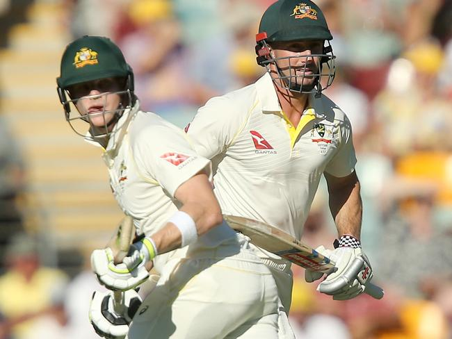 Smith and Marsh dug Australia out of a hole.