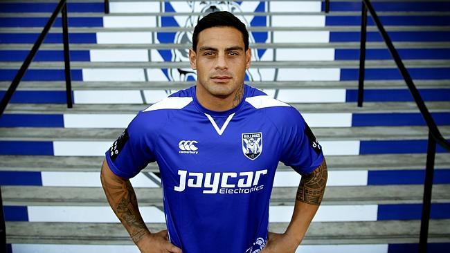 Reni Maitua back at Belmore Oval.