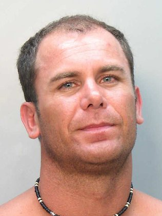 Wayne Carey mug shot