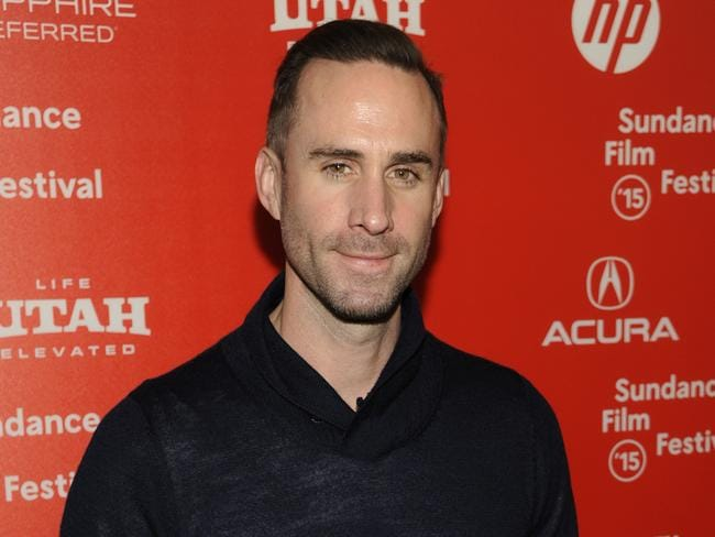 Joseph Fiennes says he was surprised himself to land the role of Michael Jackson. Picture: AP