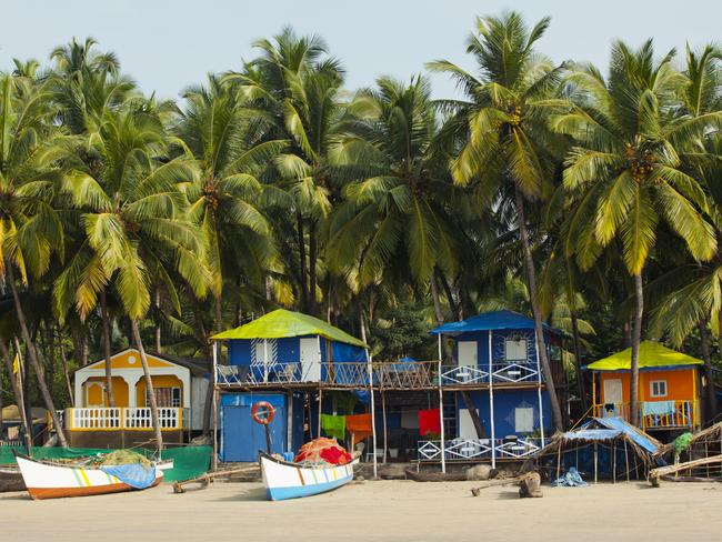 The pretty, calm state of Goa is known for its all-night raves. Picture: iStock