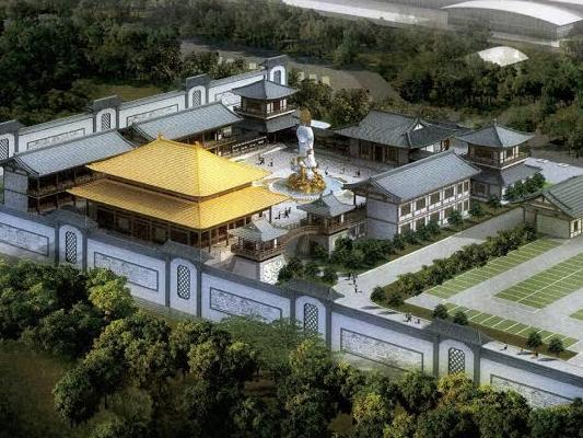 Theme park backer's $20m temple plan