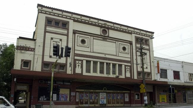 The Midnight Star Theatre In Homebush Is A Shell Of Its Former Glory Picture Jeff Darmanin