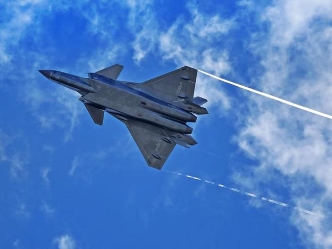"China's J-20 stealth fighter is now combat ready for those who want to ""provoke"" China."