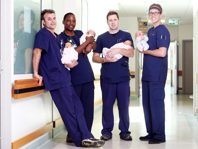 Image result for male midwife