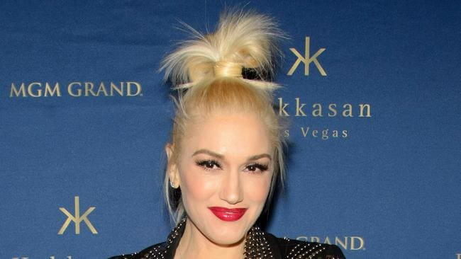 This is a top-notch top knot, Gwen Stefani. (Photo by Al Powers/Powers Imagery/Invision/AP, File)