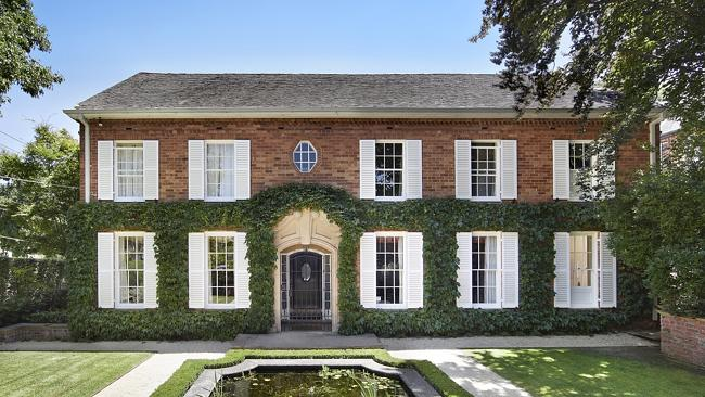 Sold for $11.511 million, Clendon Rd, Toorak.