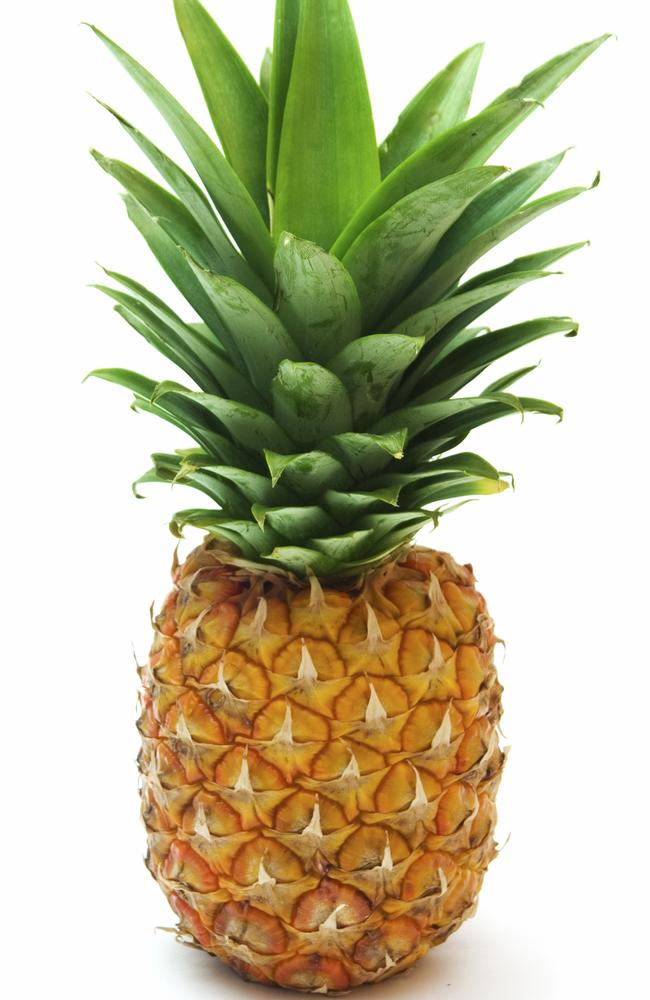 Ripe, delicious pineapple!