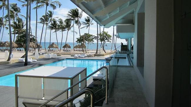 The Melia Caribe Tropical Hotel. Picture: A TripAdvisor traveller
