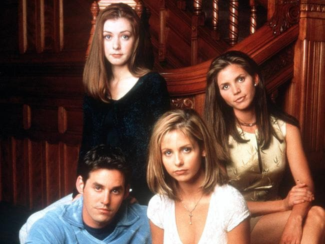 Whedon wanted an animated Buffy series. Photo: Supplied