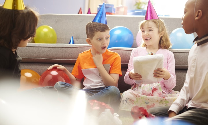 Why every child deserves a prize at birthday parties