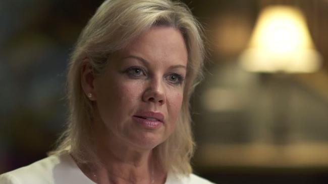 Alison has 'no regrets' about helping Patrick transition, or about him changing his mind. Picture: Channel 9
