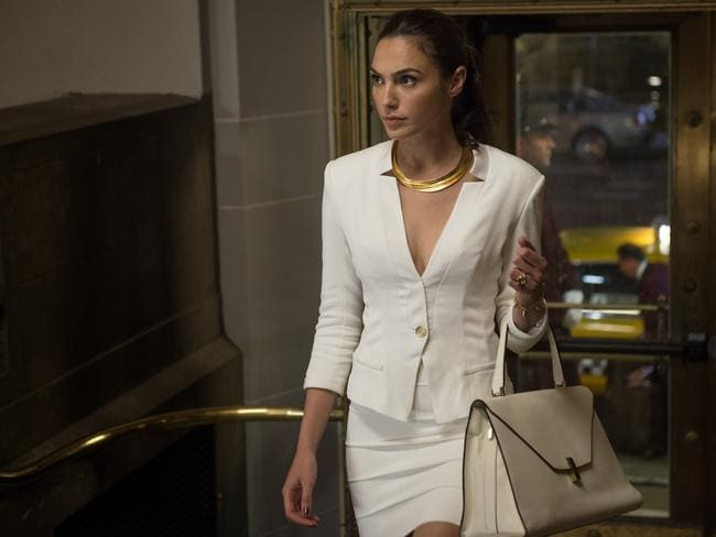 Gal Gadot plays a different kind of Wonder Woman in Batman V Superman: Dawn of Justice. Picture: Supplied