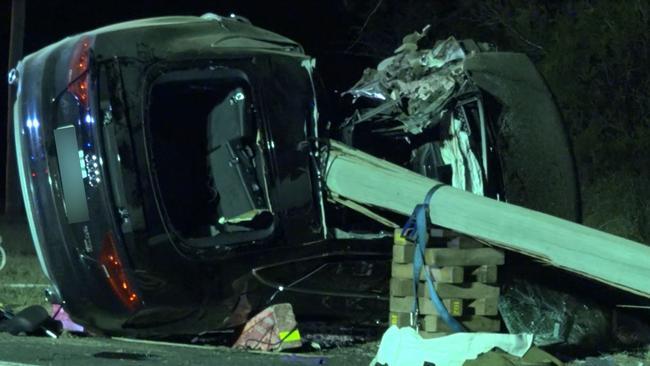Car Crash Carrington