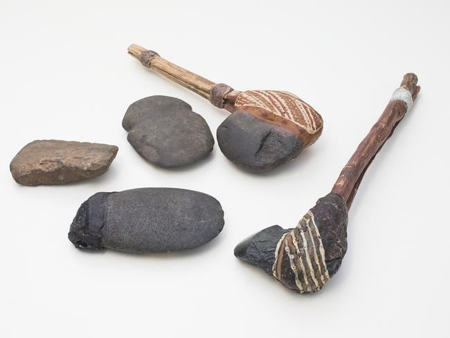 Examples of what the axes would have looked like.