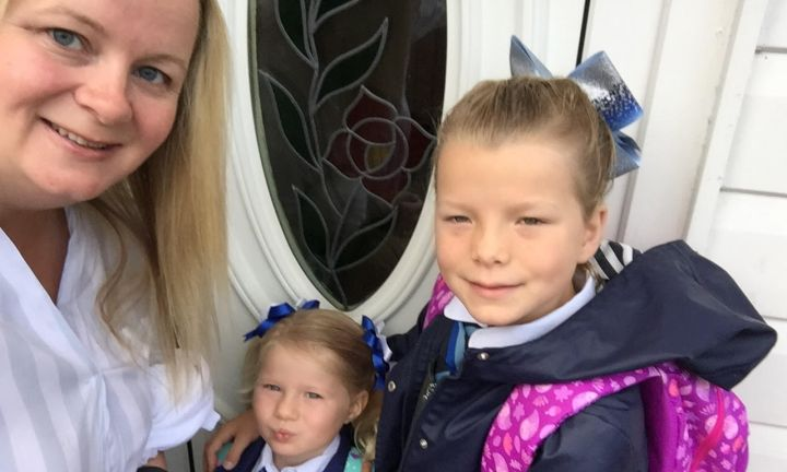 'When my child started school, I didn't know who I was anymore'
