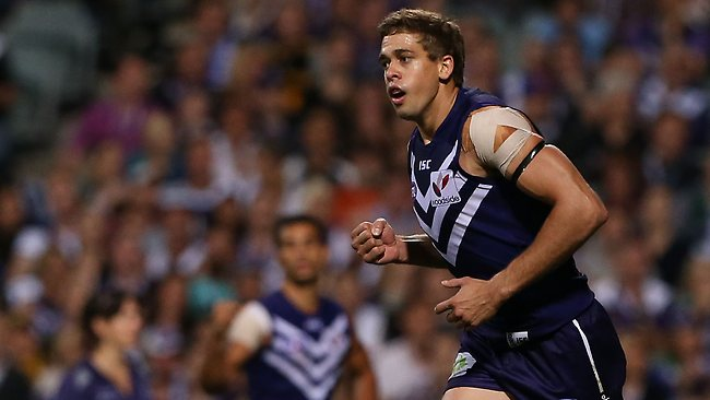 Fremantle midfielder Stephen Hill is set to face Collingwood after recovering from injury.