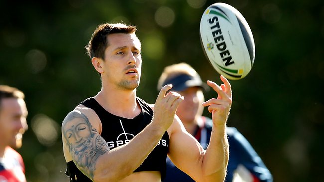 Roosters Training