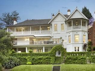 REAL ESTATE: Elaine, 550 New South Head Road, Point Piper. Picture: realestate.com.au