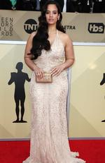 Actor Dascha Polanco attends the 24th Annual Screen Actors Guild Awards at The Shrine Auditorium on January 21, 2018 in Los Angeles, California. Picture: Frederick M. Brown/Getty Images