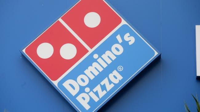 Domino's Pizza currently has more than 600 stores across Australia. Picture: Jamie Hanson.