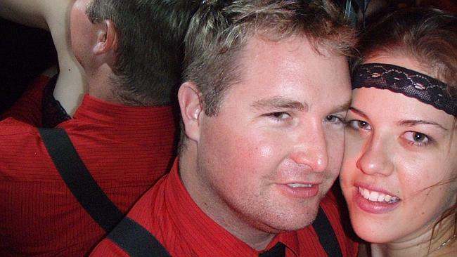 Matthew Fuller, with his partner Monique Pridmore, was electrocuted in 2009.