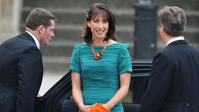 Samantha Cameron_Royal_Wedding