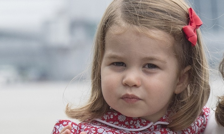 Prince William shares adorable fact about Princess Charlotte