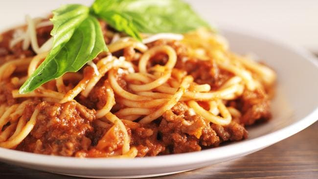 Pasta can easily be cooked in the microwave. Picture: iStock
