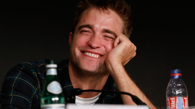 Robert Pattinson in Cannes. Picture: Juilen Warnandl/Getty Images
