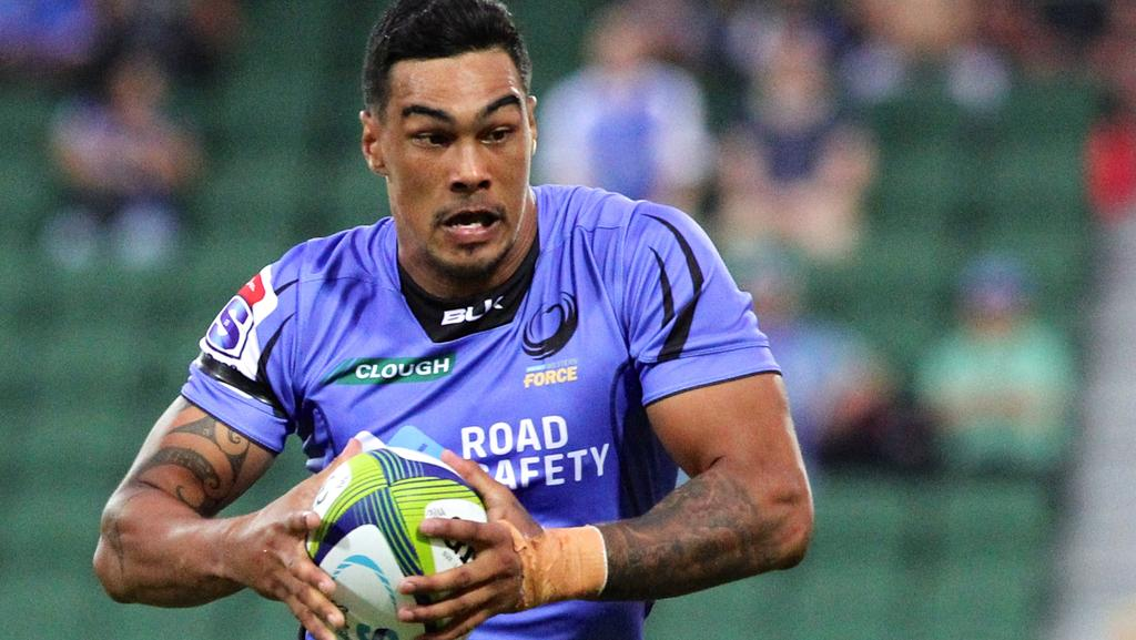 Chance Peni has been ruled out for the remainder of the Super Rugby season with a groin injury.