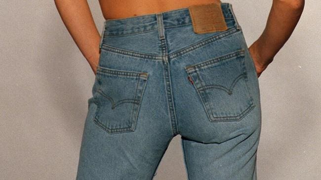 Levi s ceo says you ve been wearing jeans wrong - Levis ceo explains never wash jeans ...