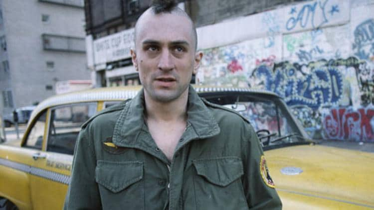 "an analysis of the movie taxi driver by martin scorsese Martin scorsese's film, taxi driver essay martin scorsese movie through american film"" is a summary and analysis of the history of american movies."