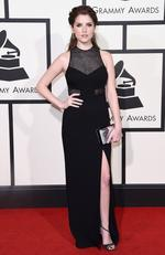 Anna Kendrick attends The 58th GRAMMY Awards at Staples Center on February 15, 2016 in Los Angeles. Picture: Getty