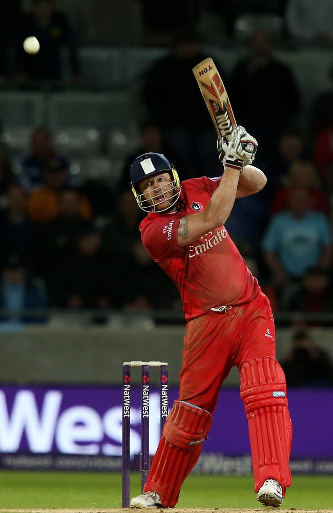 Flintoff played a surprisingly key role in Lancashire Lightning's season.