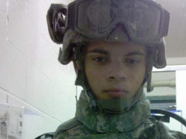 Suspected Florida gunman Esteban Santiago. Picture: Supplied