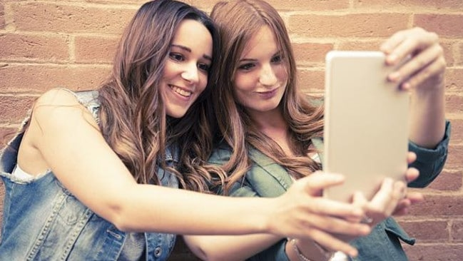 We've sat back and done nothing as our kids become addicted to social media. (Pic: iStock)