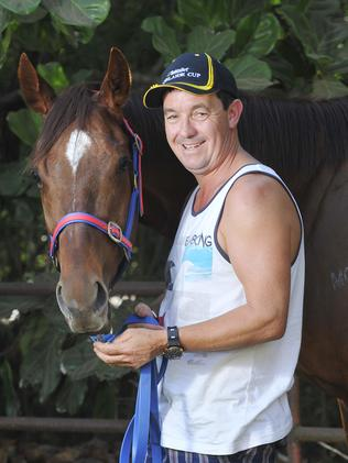 Stuart Gower with Saturday Sorcerer.