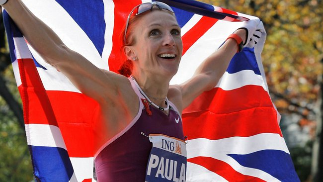 Paula Radcliffe may never race again because of an ongoing foot injury.