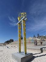 59 Tony Jones - Southern Passage. Sculpture by the Sea exhibition at Cottesloe Beach. Photo Ross Swanborough.