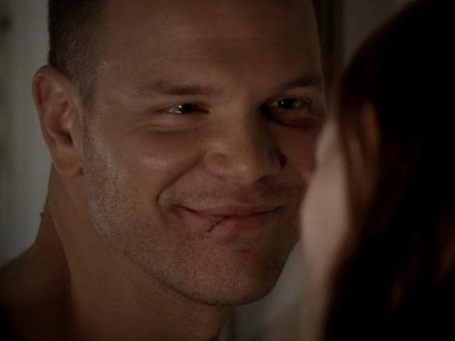 Jim Parrack in True Blood.