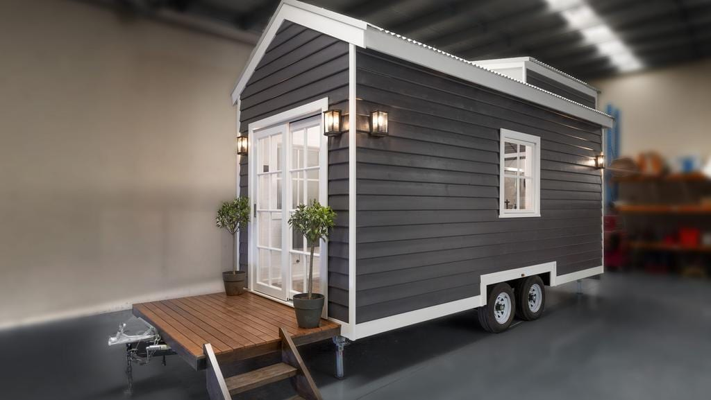 10 Small House Designs That Break Preconceptions About Small Size: Tiny Homes Australia: Would You Pay $79,000 For This