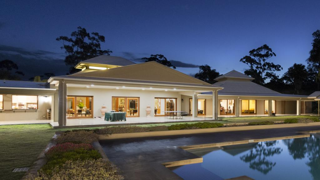 owners of a 9 bedroom sunshine coast sale have put it on