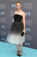 Leslie Mann attends the 21st Annual Critics' Choice Awards on January 17, 2016 in California. Picture: Getty