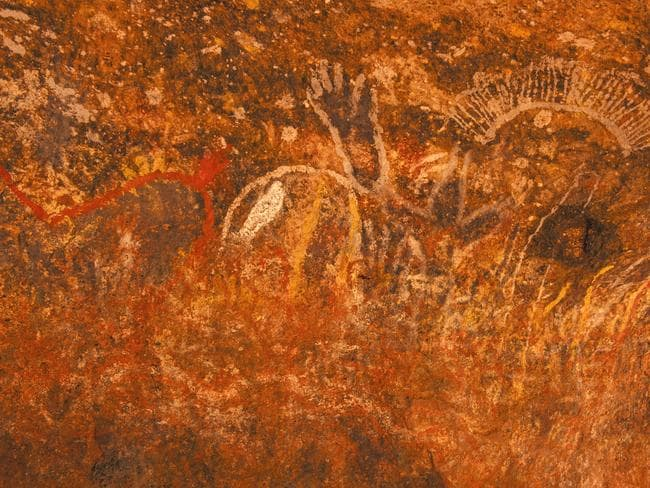 The art you'll find in the waterholes will put the MET to shame.