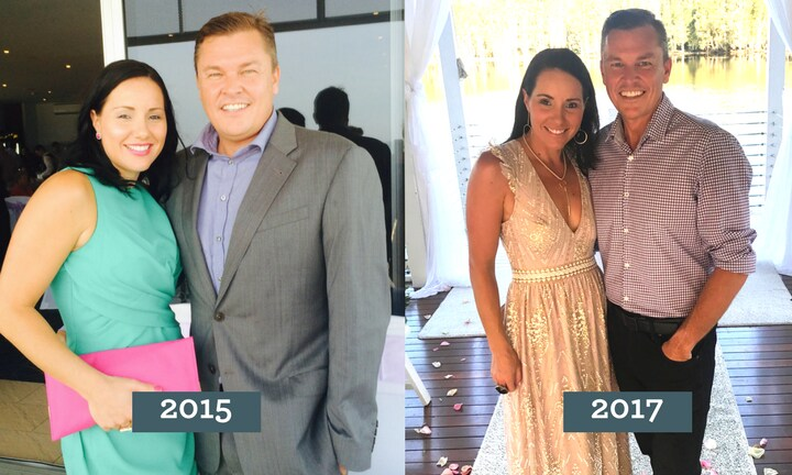 'We quit alcohol nearly two years ago and it changed everything'