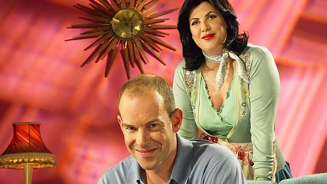 Kirstie Allsopp co-hosts Location, Location, Location with Phil Spencer.