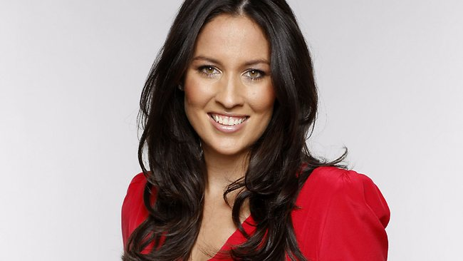 FOX SPORTS presenter Mel McLaughlin.