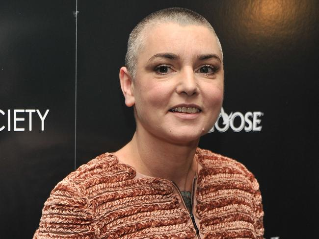 Singer Sinead O'Connor claims her mother ran a torture chamber. Picture: Stephen Lovekin/Getty Images